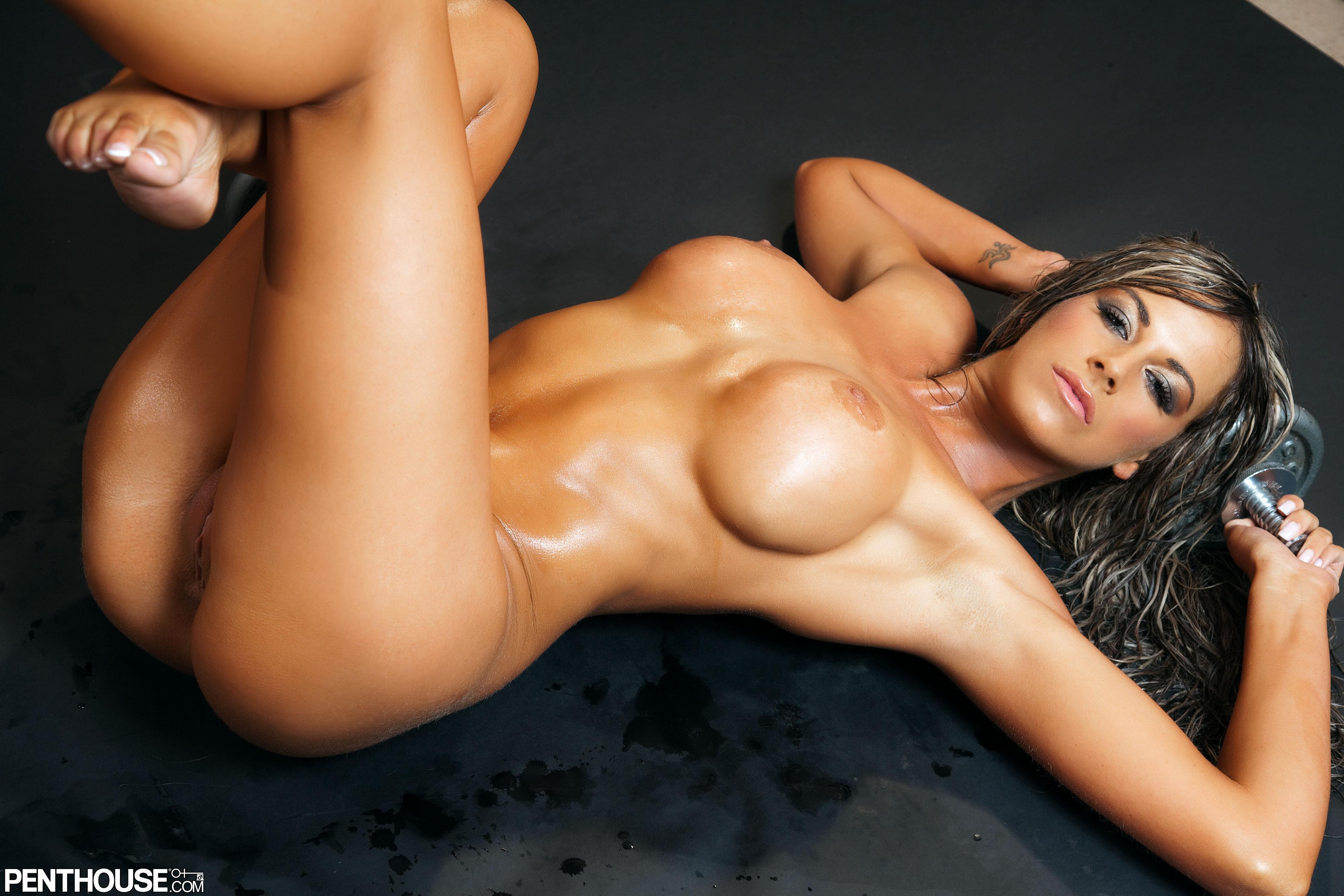 Спортивные голые девушки 7 фотография