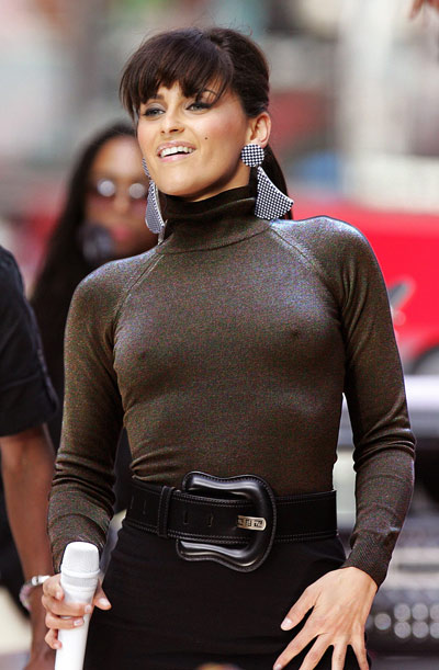 nelly furtado nipples