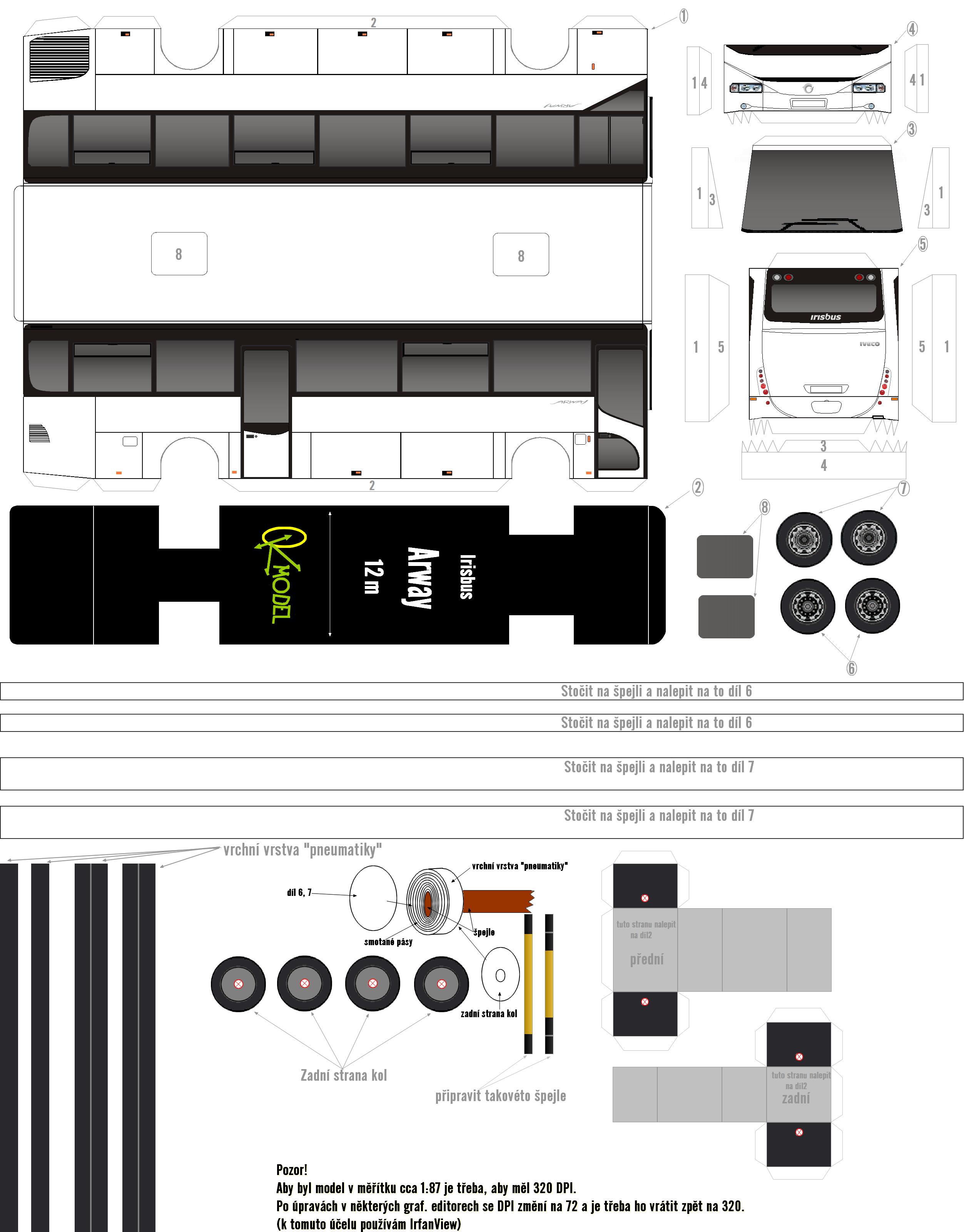 Irisbus Arway 12 m CZ