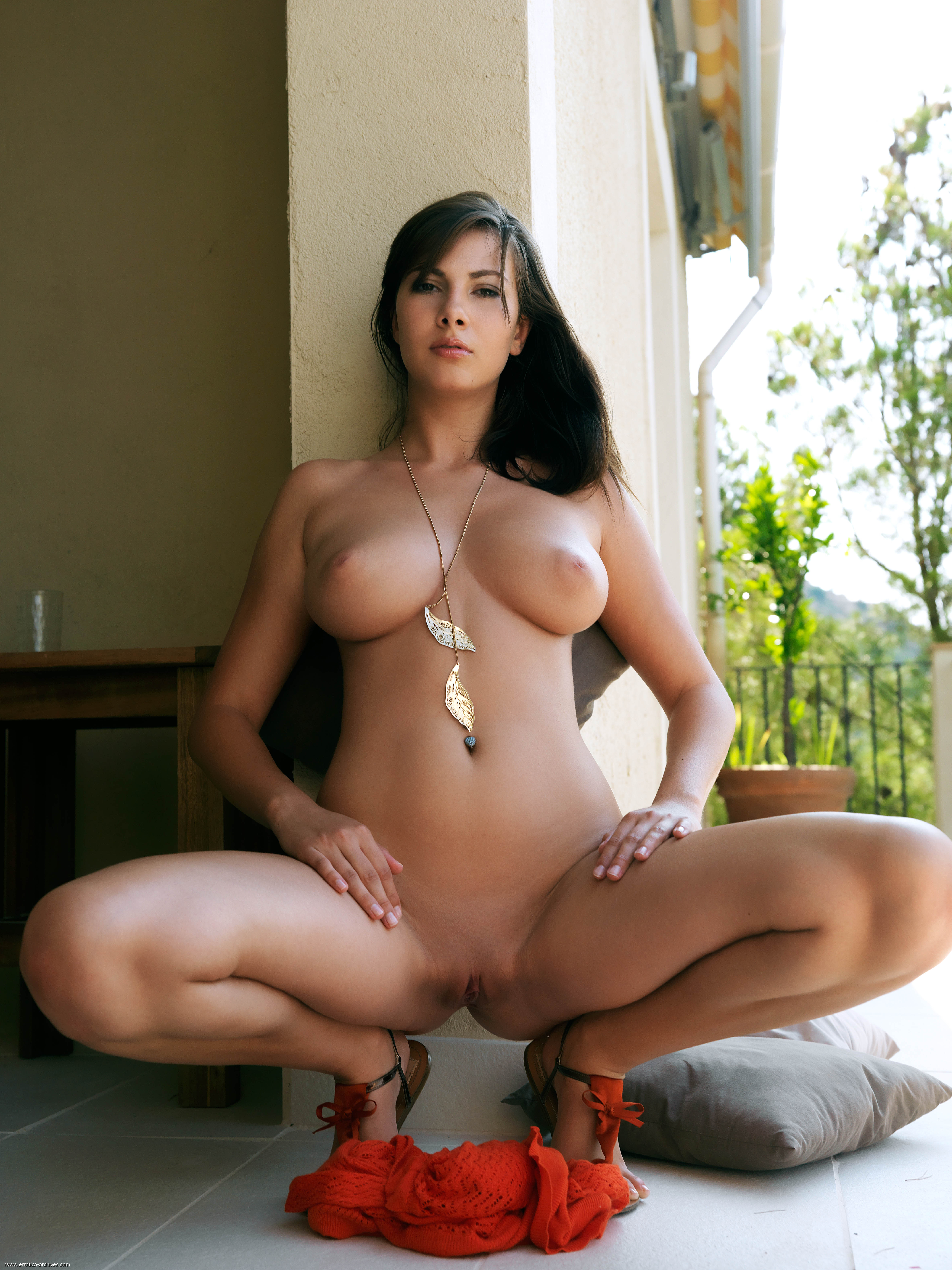 image Super hot soccer mom rides her dildo