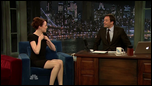 Emma Stone @ Late Night with Jimmy Fallon   September 15   13 HD caps